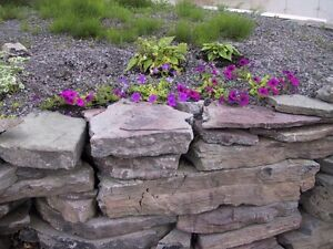 LIMESTONE** FLAGSTONE **patios, walkways ** LANDSCAPING **