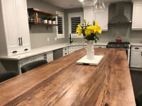 Counter Tops and Tables - Things From Wood