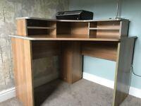 Staples Corner Office Desk