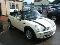 2007 Mini Mini 1.6 ( 116bhp ) Cooper Convertible 2d **NEW MOT**