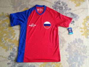 RUSSIA / RUSSIE SOCCER FOOTBALL JERSEY M EURO 2016