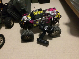 2 nitro Savage trucks for sale or trade