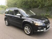 2014/14 Skoda Yeti Outdoor 2.0TDI CR ( 110ps ) DPF S
