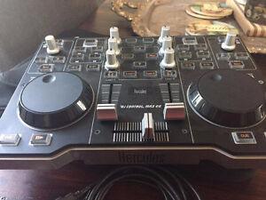Hercules DJ Controller MP3E2