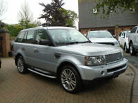 2009 Land Rover Range Rover Sport 2.7TD V6 Auto HSE