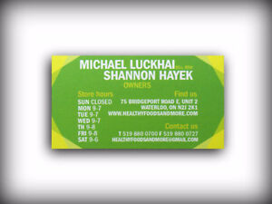 Business Cards, Brochures, Flyers Kitchener / Waterloo Kitchener Area image 7