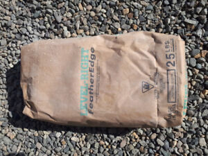 21 bags Maxxon Level-Right FeatherEdge patching compound