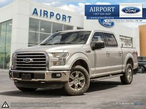 2015 Ford F-150 4WD XLT XTR with only 90,124 kms