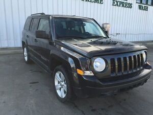 2011 Jeep Patriot only has 99758 km