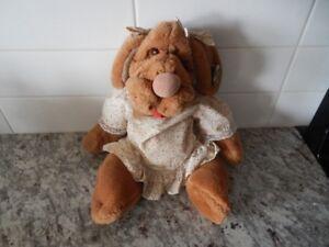 1981 Ganz Wrinkles Stuffie