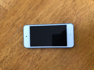 blue new generation iPod touch for sale includes case