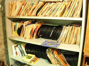 Vintage 45's at .50 cents each Cambridge Kitchener Area image 1