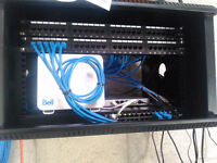 Network Cabling, Data, Voice, Video