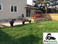 Done Correctly Lawn Care and Maintenance