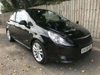 2008 08 Vauxhall/Opel Corsa 1.4i 16v SXi 3 DOOR AIR CON 55.4 MPG P/X