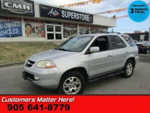 2003 Acura MDX 3.5  AS IS (UNCERTIFIED) AS TRADED IN