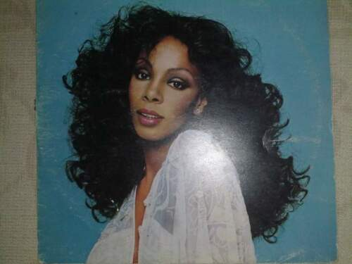 Donna Summer - once upon a time... doppio LP