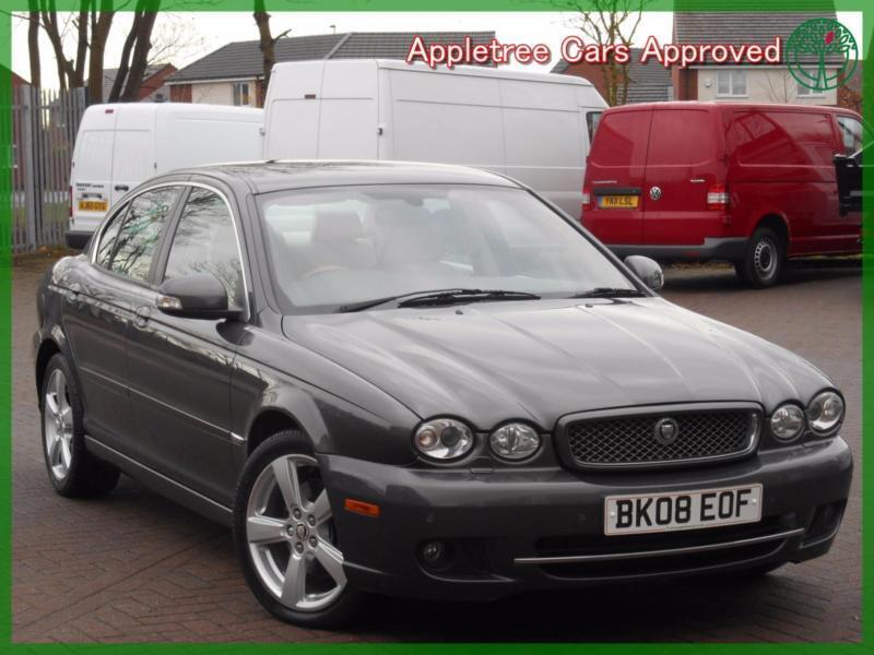 2008 (08) Jaguar X-Type 2.2D Sovereign Automatic