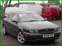 2008 (08) Jaguar X-Type 2.2D Sovereign Automatic