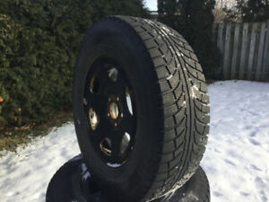 CHAMPIRO Pneus d'hiver -winter tires and rims