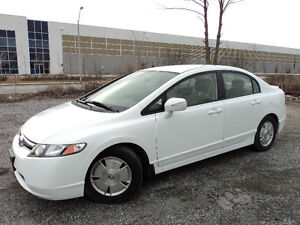 2006 Honda Civic HYBRID A GAS SAVER EX- GOVERNMENT Sedan