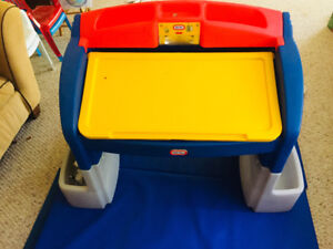 Little Tikes Working Table
