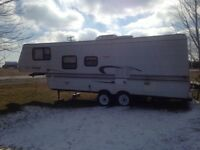 99 jayco fifth wheel