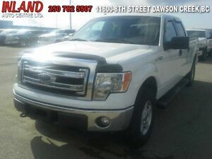 2014 Ford F-150 XLT  Sync System, Spray in Liner,Running Boards,
