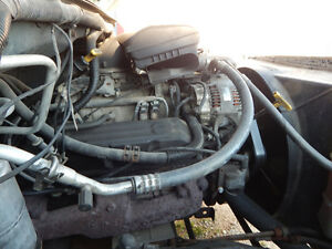 Good running 318 and transmission
