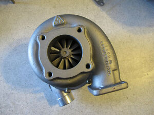 1979-01 Deutz Industrial engine 3LEP Rebuilt Turbocharger