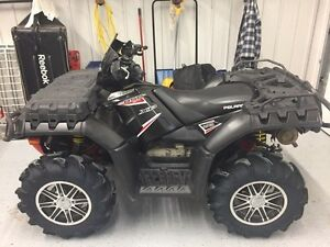 2013 Polaris Sportsman 850 HO EPS Limited Edition