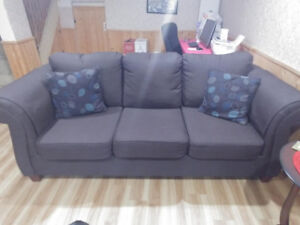 Gently Used 3 Piece Couch set for sale