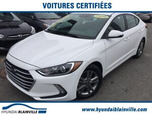 Hyundai Elantra GL, BLUETOOTH, BANCS CHAUFFANTS, APPLE CARPLAY..