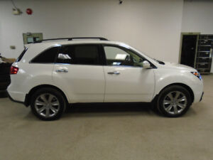 2012 ACURA MDX ELITE! LUXURY 4X4! 7 PASS! NAVI! ONLY $17,900!!!!