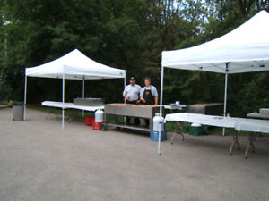 Staff/Customer Appreciation BBQ'd Luncheons