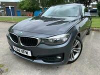 2014 BMW 3 Series 2.0 320D SPORT GRAN TURISMO 5d 181 BHP Hatchback Diesel Manual