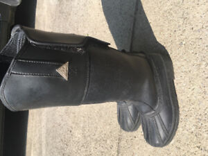 English field boots for sale