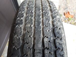 used fifth wheel tires{ two available}