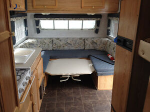 2004 TAHOE 19 UD LITE CAMPER FOR SALE REDUCED $6500.00