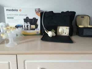 Tire-lait Medela Pump In Style Advanced Breast Pump