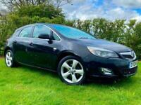 2010 Vauxhall Astra 1.6i 16V SRi 5dr HATCHBACK Petrol Manual