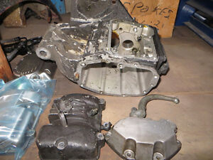 1987 Harley Transmission case and covers