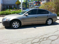 2005 Nissan Altima S Berline