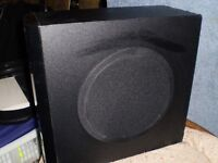 LG SUBWOOFER UNPOWERED $40.