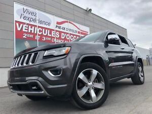 Jeep Grand Cherokee 4WD 4dr Overland+CRUISE ADAPTATIF+FULL EQUIP
