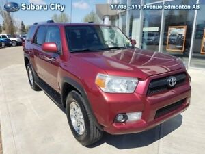 2011 Toyota 4Runner SR5,V-6,LEATHER,SUNROOF,ALUMINUM WHEELS, AIR