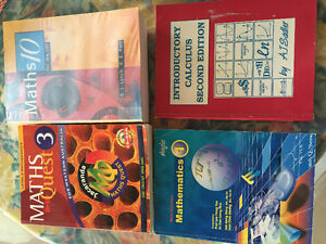 Year 10, 11 & 12 textbooks Winthrop Melville Area Preview