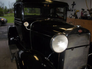 In need of 1930 Ford Model A mechanic