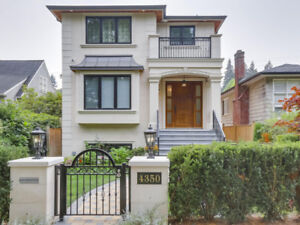 Two Bedroom in Point Grey To Rent