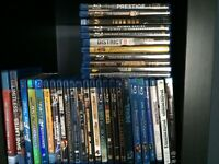 Blu Ray Lot - 36 movies
